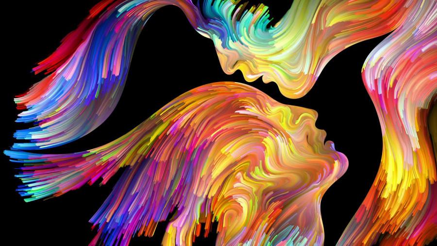 Female/Male Healing. Системы исцеления жизни мужчины и женщины