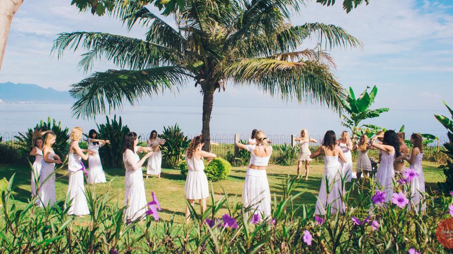 Регулярные занятия по Мистическому Танцу Энерговихрей и Стихий