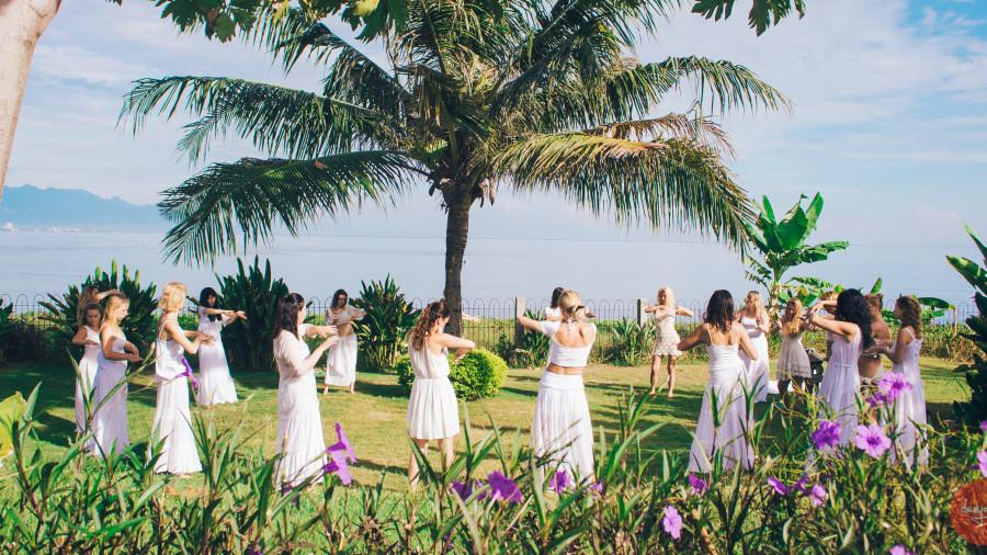 Обучение Мистическому Танцу Энерговихрей и Стихий с сертификацией в ведущих танца